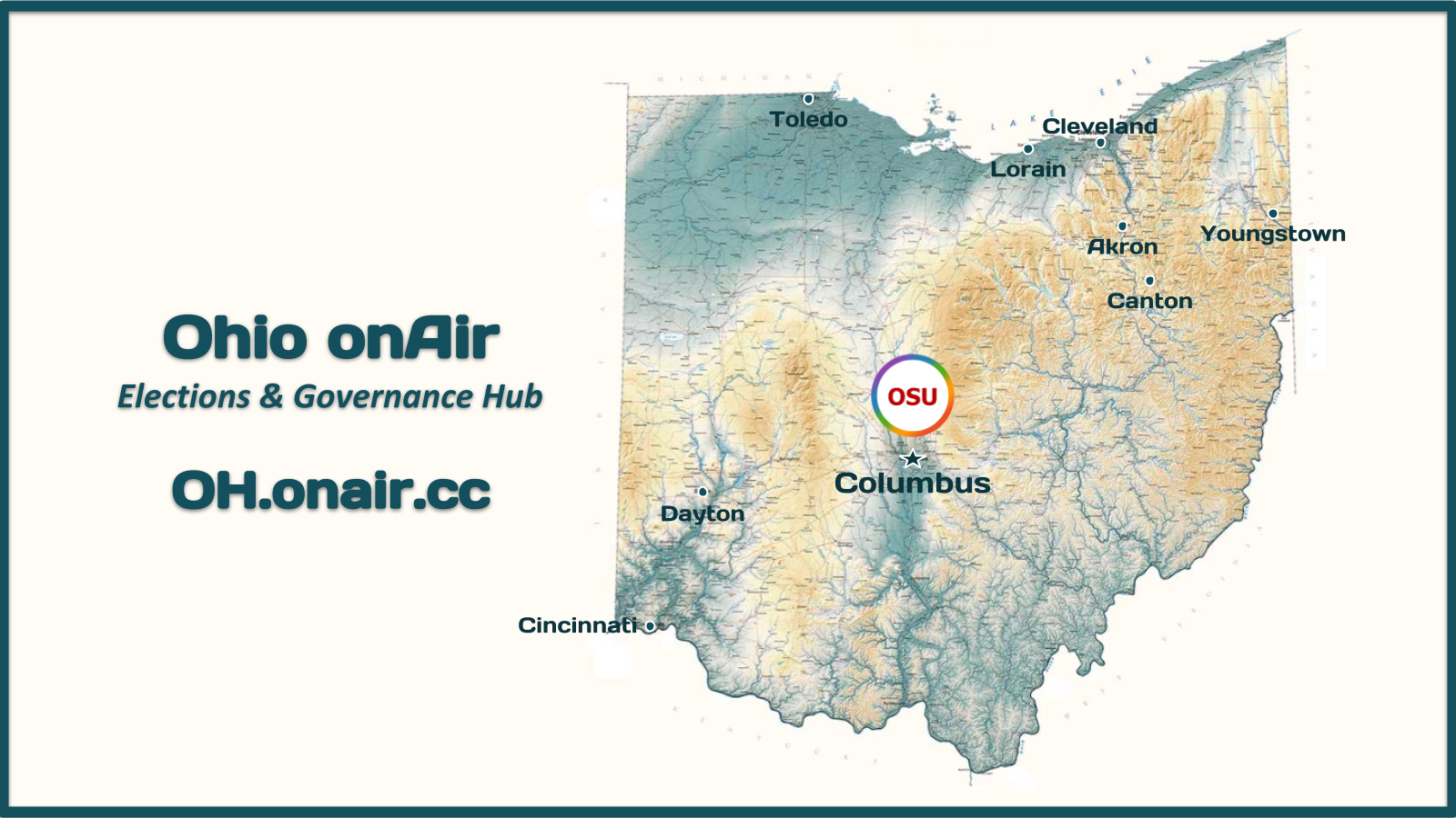 About Ohio onAir